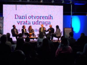 CROATIA NEWS: Another public discussion on presidency in Zagreb