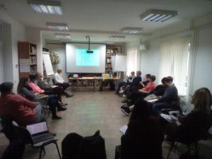 Croatian CSO's finalising presidency priority topics