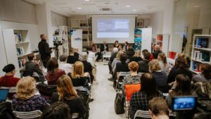 "CSOs opened the Croatian presidency of the Council of the EU with an expert advocacy panel ""EU as a Forgotten Peace Project?"""