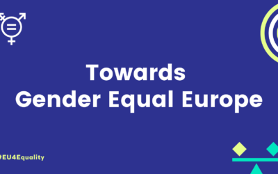 #EU4Equality – Finnish NGOs challenged the Finnish government to promote gender equality