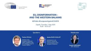 EU, disinformation and the Western Balkans