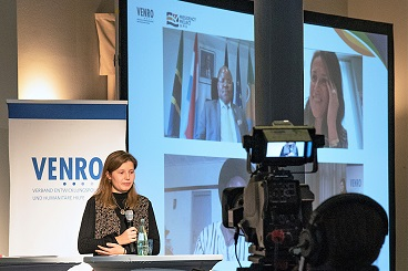 VENRO conference points the way for inclusive and transparent African-European relations