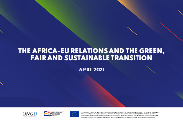 The Africa-EU relations and the Green, Fair and Sustainable Transition