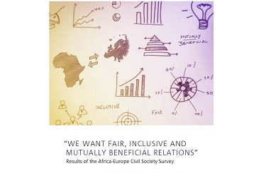 """Publication """"Africa-Europe Civil Society Survey"""" available online"""