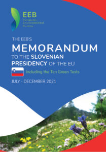 The front page of the Memorandum